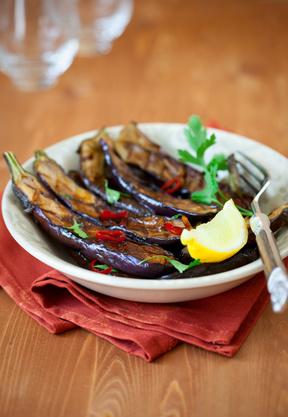 Aubergines grillees recettes light - Recette aubergine grillee ...